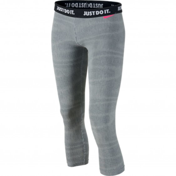 Cropped Leg-A-See Tight Junior