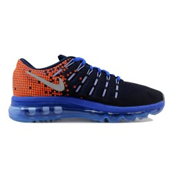 Air Max 2016 Print Obsidian Junior