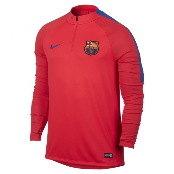 Maillot de football Nike FC Barcelona Drill - 808922-672