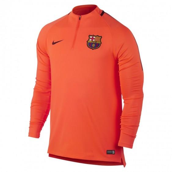 Maillot de football Nike FC Barcelona Dry Squad Drill - 854191-813