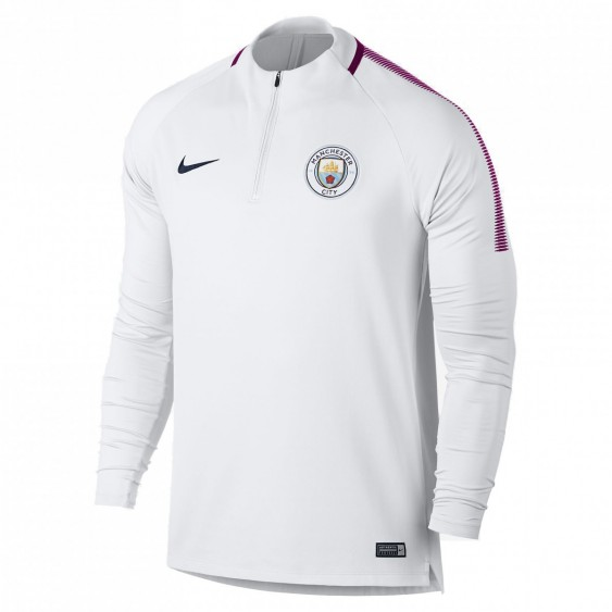 Maillot de football Nike Manchester City FC Dry Squad Drill - 854727-100