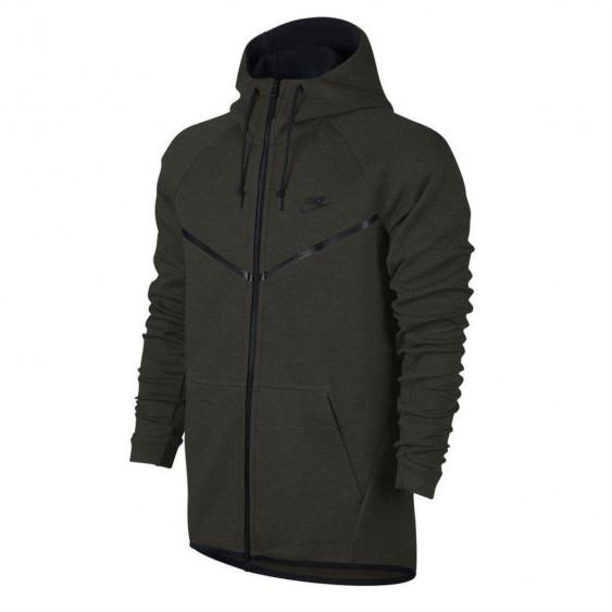 Sweat à capuche Nike Tech Fleece Windrunner - 805144-355