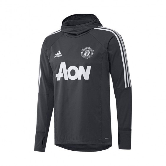 Maillot de football adidas Performance Manchester United Warm Top - BQ8875