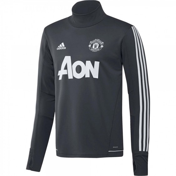 Maillot de football adidas Performance Manchester United Training 2017/2018 - BS4474