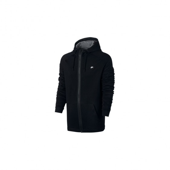 Sweat Nike Full-Zip Modern - 832166-010