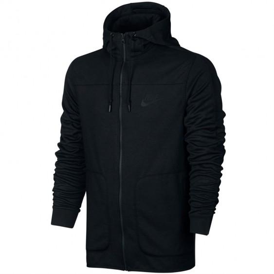 NIKE Sweat à capuche Nike Advance 15 Hoodie - 804852-010
