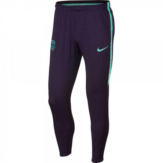 NIKE Pantalon de football Nike FC Barcelona Dri-Fit Squad - 894357-524