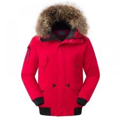 Anchorage Men Raccoon Edition Red